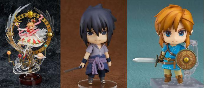 Sakura, Sasuke & Link
