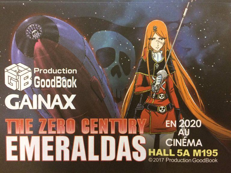 The Zero Century Emeraldas