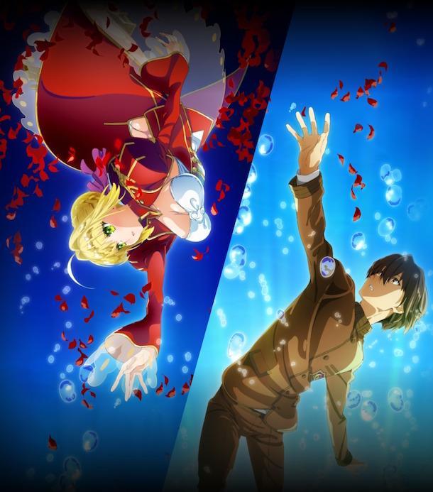 Fate - Extra Last Encore