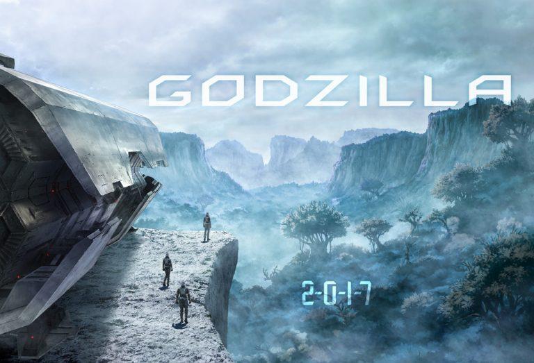Godzilla : Planet of the Monster