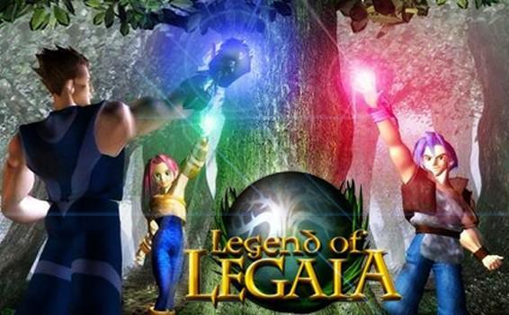 Legend of Legaia Wallpaper