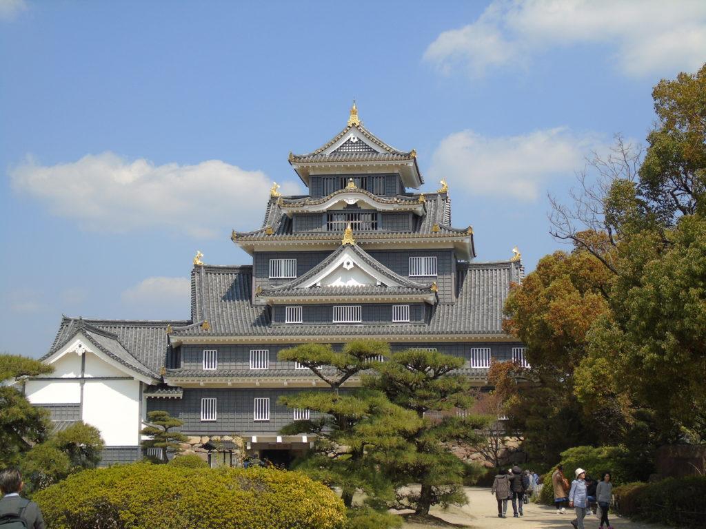 château okayama face