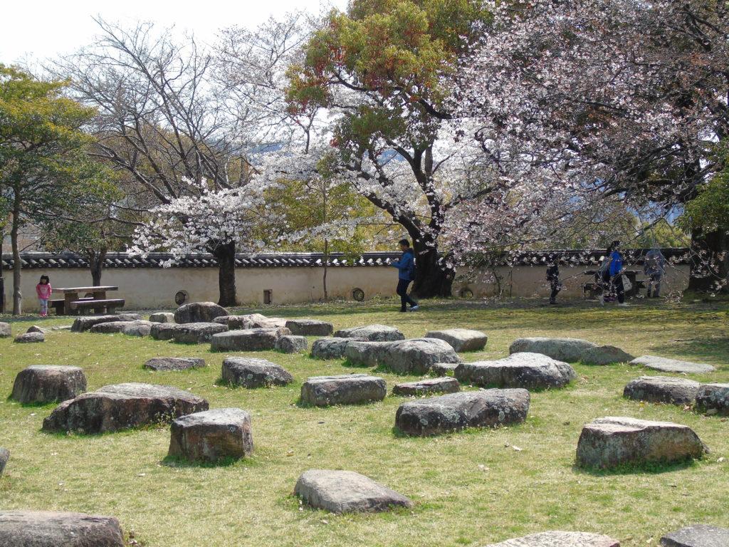 Ruine parc château okayama