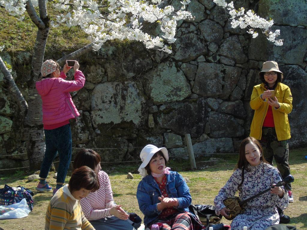 jardin himeji chanteuse