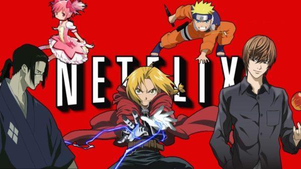 Netflix manga anime