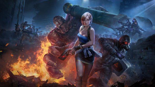 ResidentEvil 3 Remake