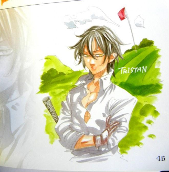 Mokushiroku no Yon-kishi