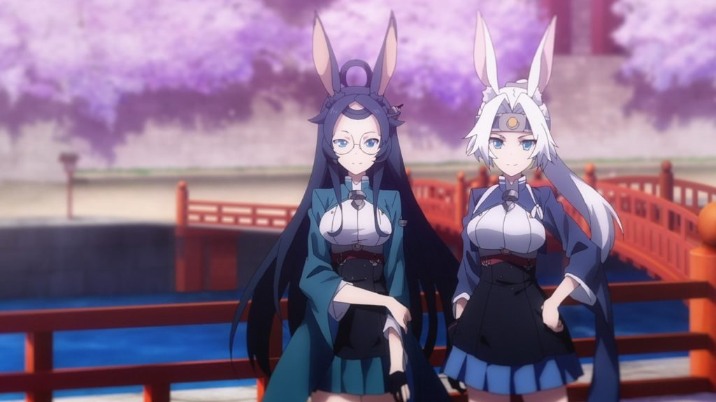 Sōryū et Hiryū ©Manjuu Co.,Ltd., Yongshi Co.,Ltd.&Yostar Inc. – Azur Lane Project / Bibury Animation Studio – Wakanim