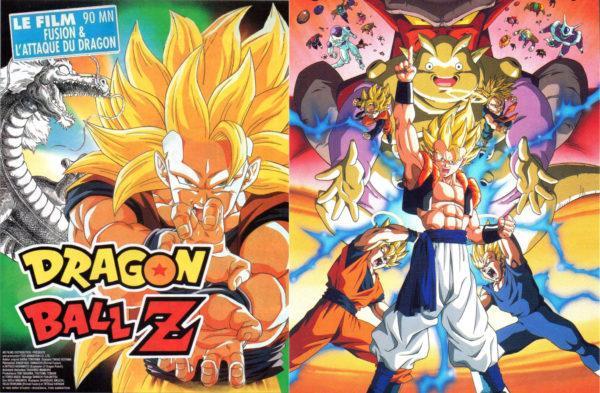 DBZ Fusion et Attaque du Dragon