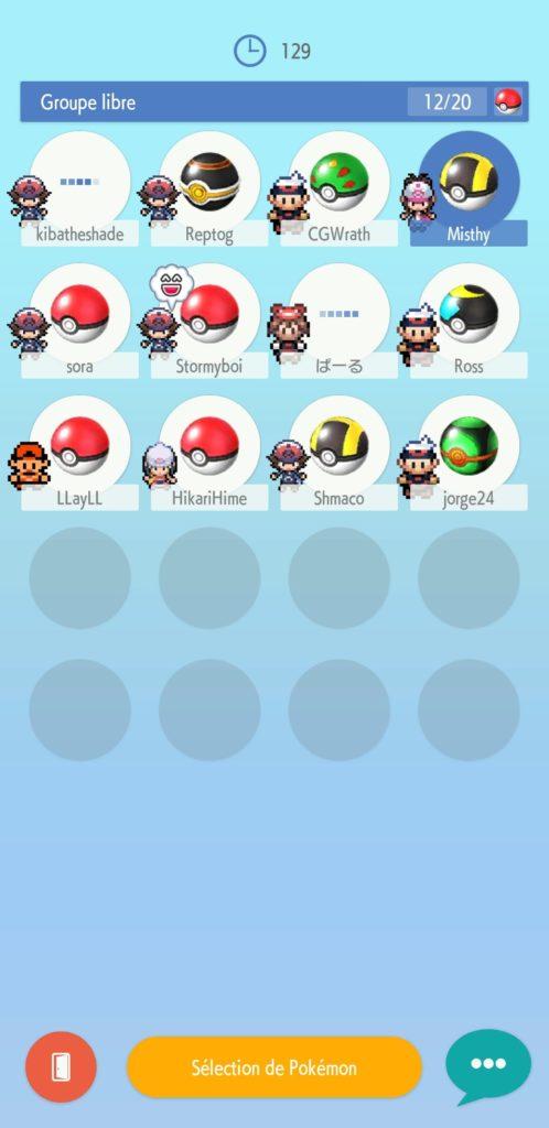 Echange de Pokemon avec les joueurs du monde entier dans Pokemon Home.