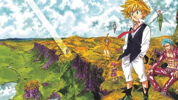 The-Four-Knights-of-the-Apocalypse-is-The-Seven-Deadly-Sins-manga-sequel-Nanatsu-no-Taizai-Mokushiroku-no-Yon-Kishi