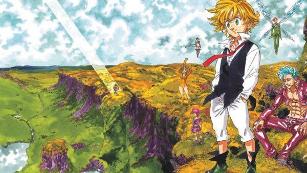 The-Four-Knights-of-the-Apocalypse-is-The-Seven-Deadly-Sins-manga-sequel-Nanatsu-no-Taizai-Mokushiroku-no-Yon-Kishi