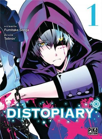 distopiary jacquette tome 1