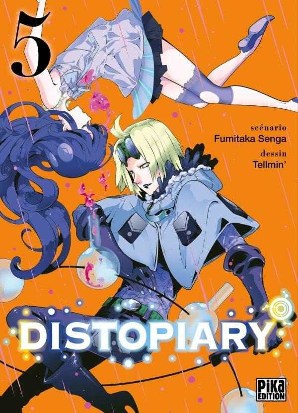 Distopiary tome 5