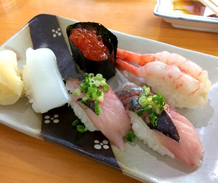 sushi pas cher