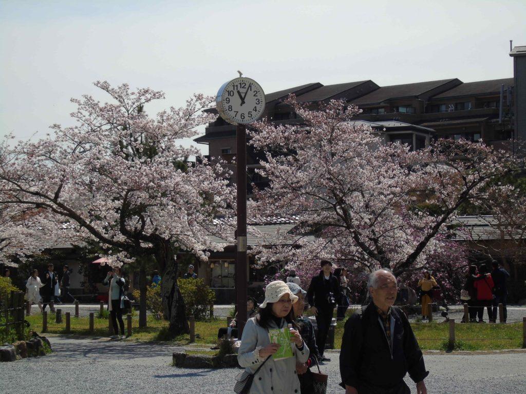 Arashiyama horloge