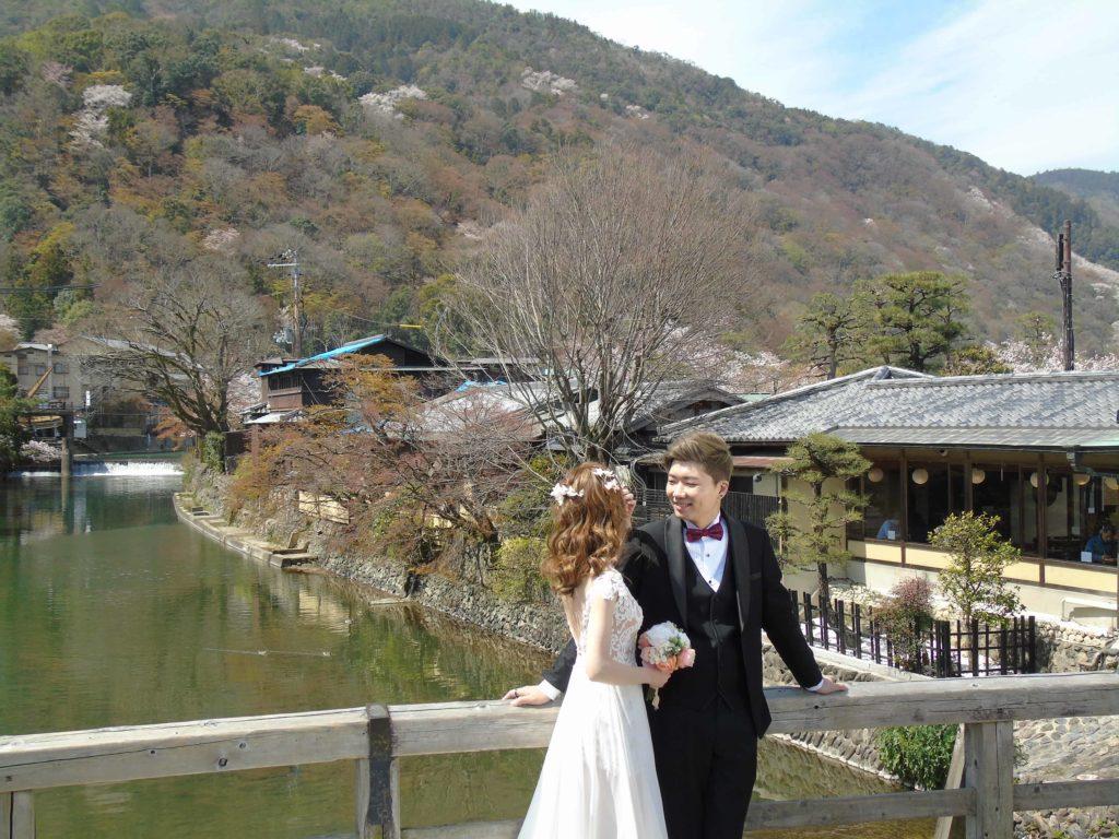 Arashiyama Mariés