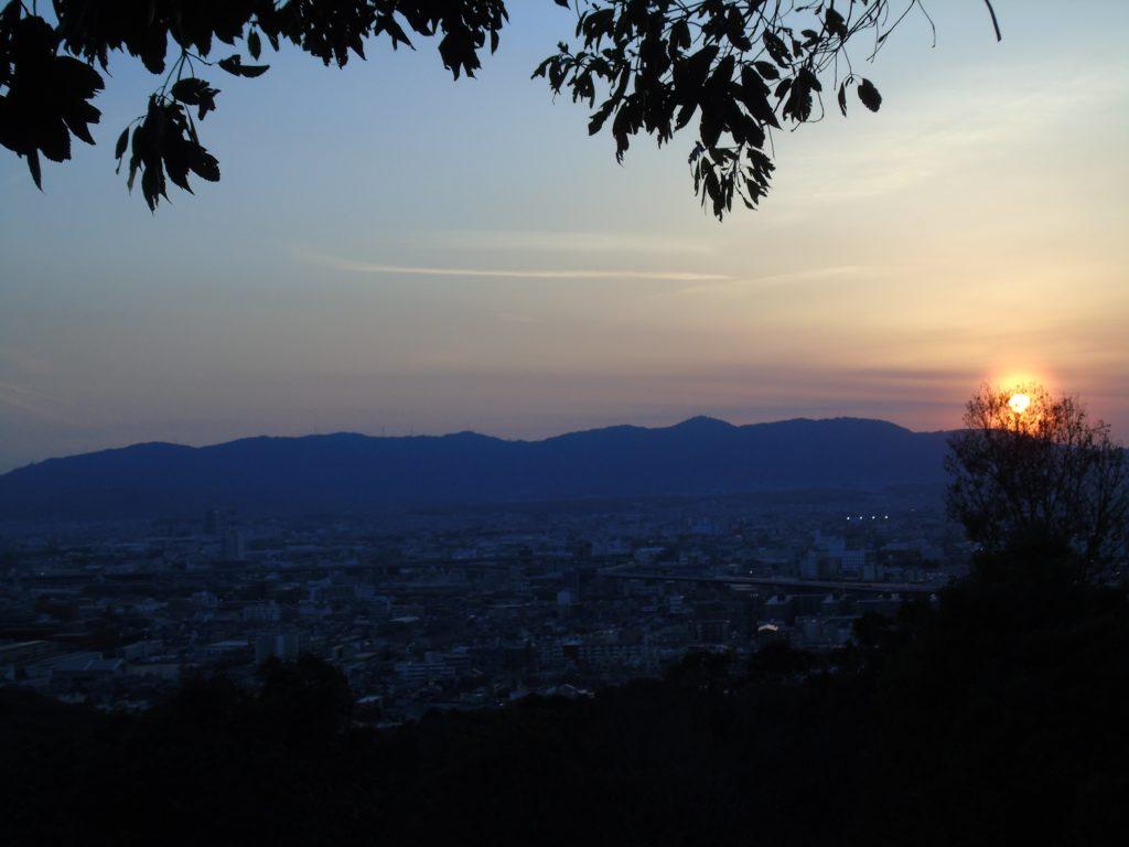 Fushimi Inari top