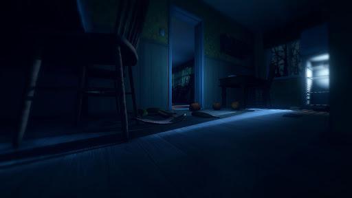 piéce sombre