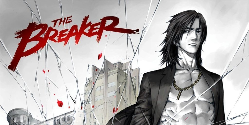 The breaker tome 01