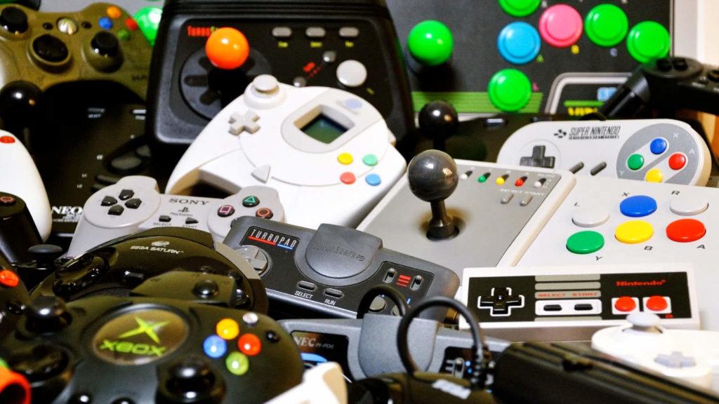 les jeux vidéo montent en force