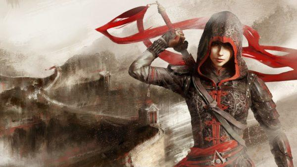 Assassins Creed china