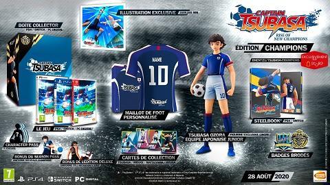 Captain Tsubasa Edition Champions