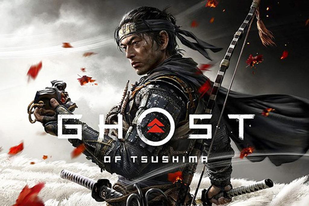 Ghost of Tsushima Officiel