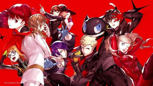 Persona 5 Royal - Image promotionnelle