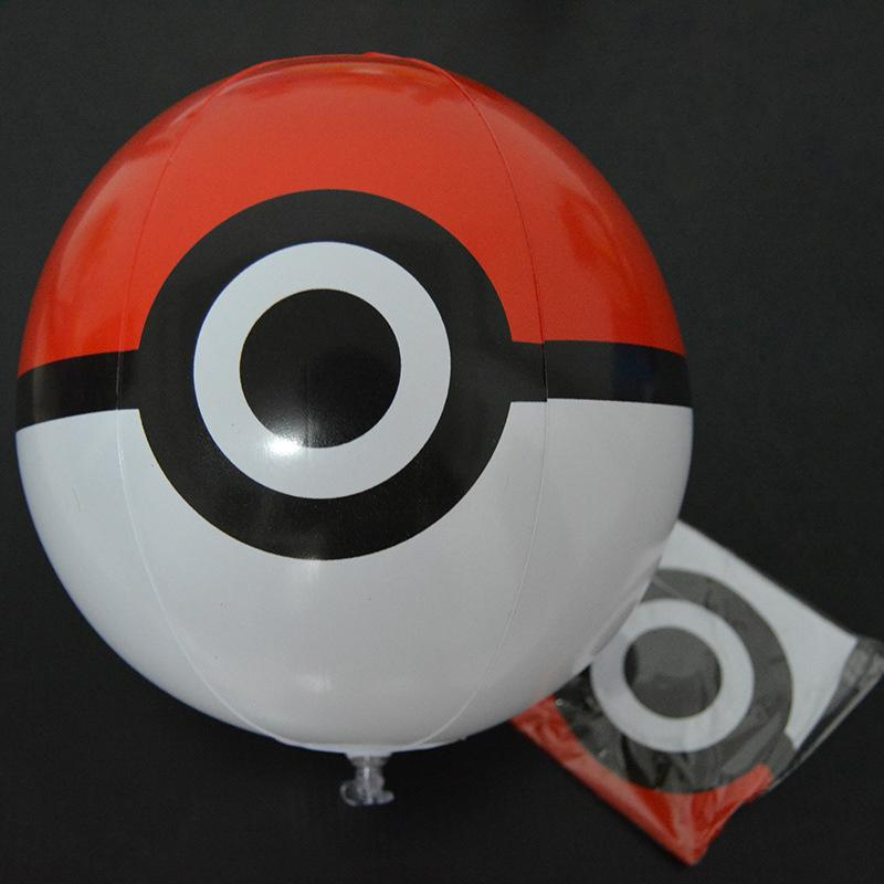Poké Ball gonflable