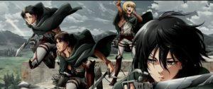 Saison 4 de l'attaque des titans