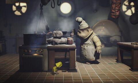 Cuisine little nightmare
