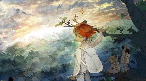 Découvrez la série de manga The Promised Neverland