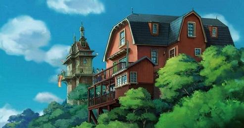 Le parc d'attraction Ghibli commence ses travaux cet été