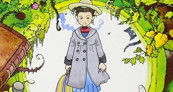 Le studio Ghibli prépare un nouveau film, Aya To Majo
