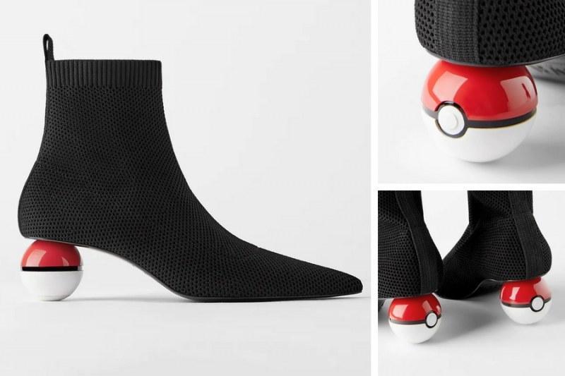 Les chaussures Pokemon font leur apparition en Chine