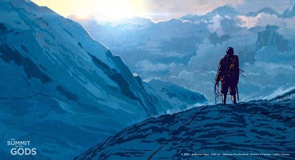 Une bande-annonce pour le film d'animation Le Sommet des Dieux