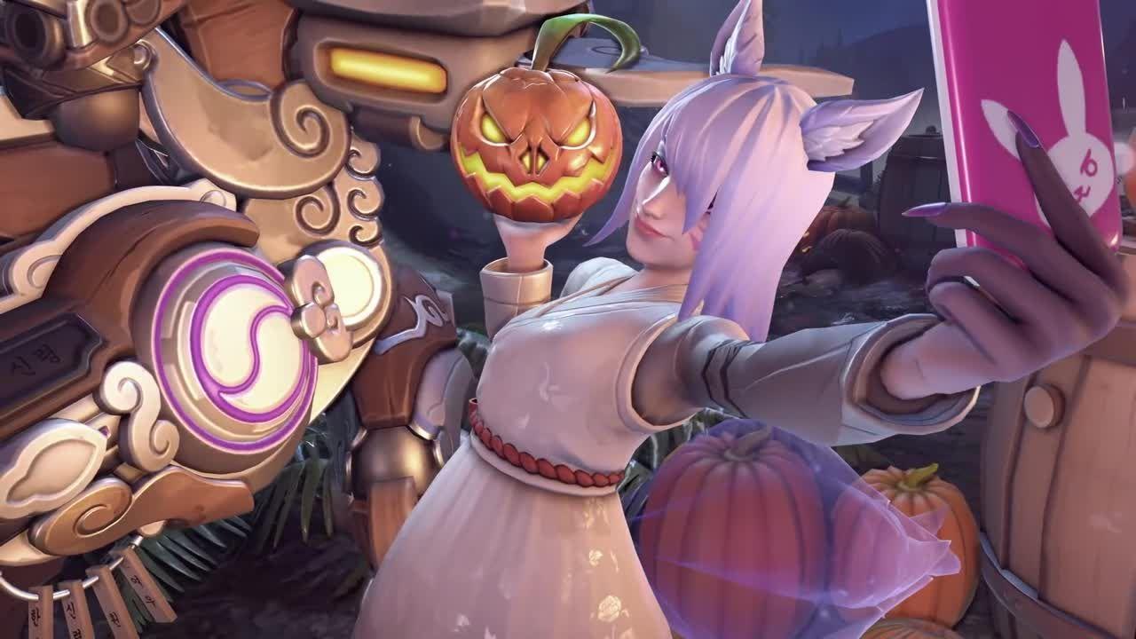 Overwatch Halloween Terror 10