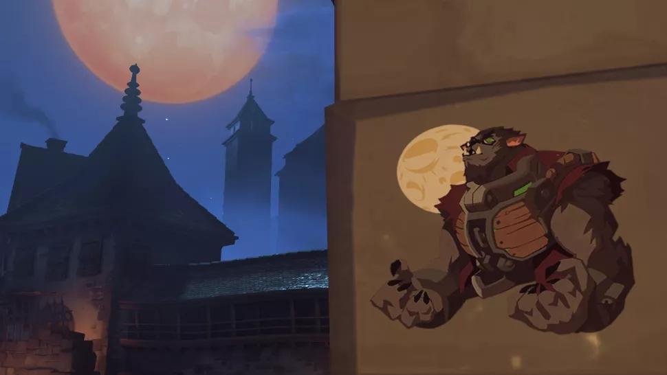 Overwatch Halloween Terror 13