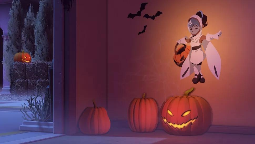 Overwatch Halloween Terror 15