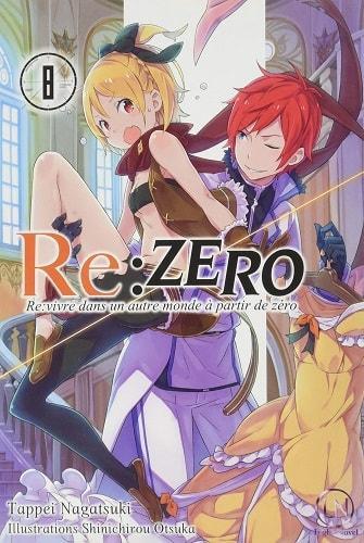 Re:Zero – Re:Life in a different world from zero © Media Factory / Ofelbe Edition