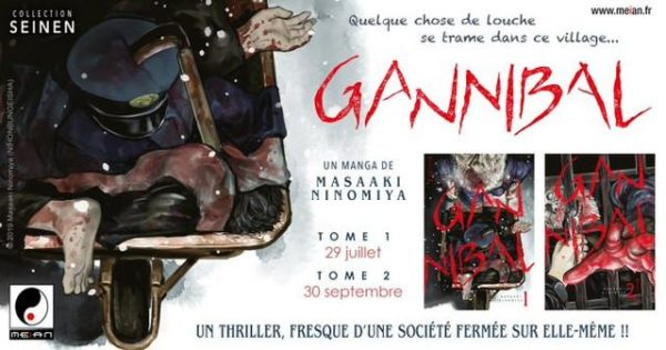 Promotion Gannibal - Editions Meian