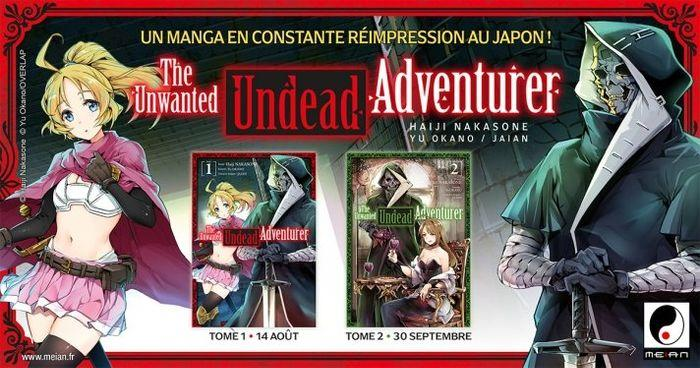 The Undead Unwanted Adventurer - Promotion
