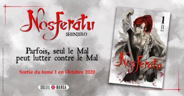 Nosferatu - Publicité