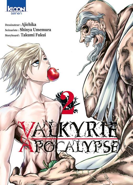 Valkyrie apocalypse tome 2 - Editions Ki-oon