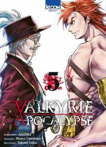 Valkyrie apocalypse tome 5 - Editions Ki-oon