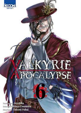 Valkyrie apocalypse tome 6 - Editions Ki-oon
