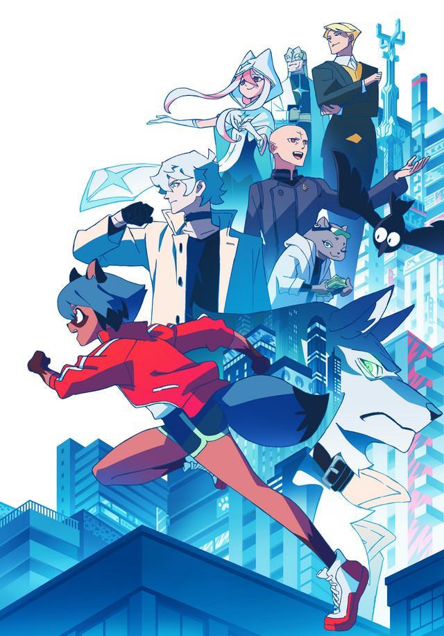BNA Brand New Animal Anime Crunchyroll