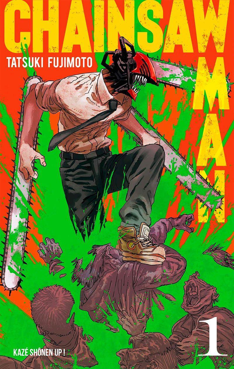 Chainsaw-man - Tome 1 - Editions Kaze