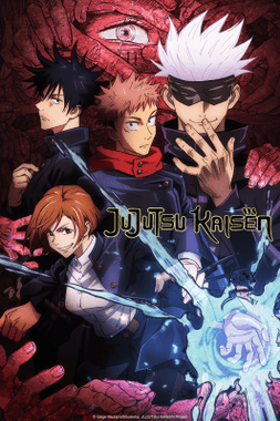 Jujutsu Kaisen - Animé - Crunchyroll